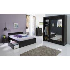 4-tlg. Schlafzimmer-Set Infinity