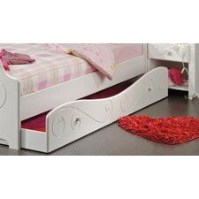 Alice Underbed Drawer in White
