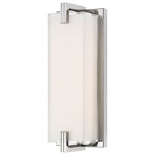 Cubism 1 Light LED Wall Sconce