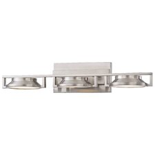 Loupe 3 Light Bath Vanity Light
