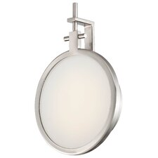 Loupe 1 Light LED Wall Sconce
