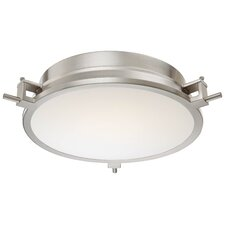 Loupe 1 Light Flush Mount
