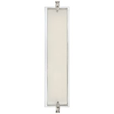 Cuff Link 1 Light LED Wall Sconce
