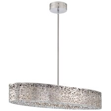 Hidden Gems 1 Light Kitchen Island Pendant