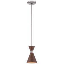 Conic 1 Light Mini Pendant