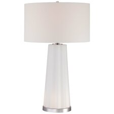 "30"" H Table Lamp with Drum Shade"