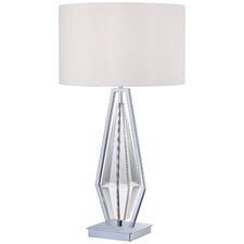 """30.75"""" H Table Lamp with Drum Shade"""