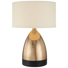 """27"""" H Table Lamp with Drum Shade"""