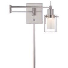 1 Light Swing Arm Wall Light