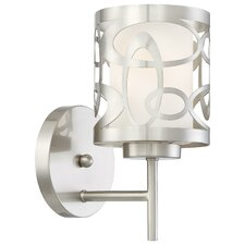 Links 1 Light Wall Sconce