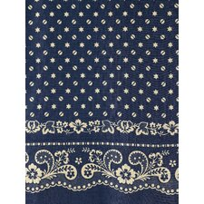 Bandana Cotton Shower Curtain