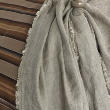 La Posada Rustic Linen Throw