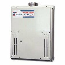 Flash Indoor/Outdoor 9 GPM Natural Gas Tankless Water Heater