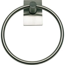 Zephyr Wall Mounted Towel Ring