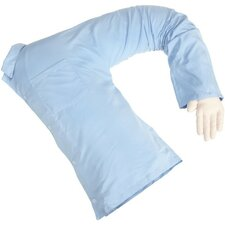 Boyfriend Body Cotton Bed Rest Pillow