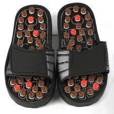 Reflexology Rotating Massage Head Sandal