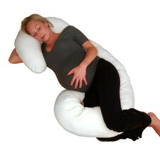 Comfort Body Cotton Bed Rest Pillow
