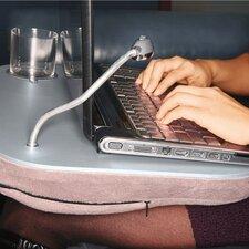 Laptop Desk with Light