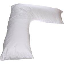V Side Boomerang Sleeper Pillow Cover