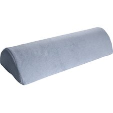 4-in-1 Soft Half Moon Bolster Memory Foam Neck Pillow