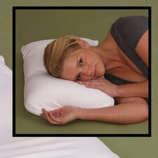 Microbead Cloud Contour Pillow