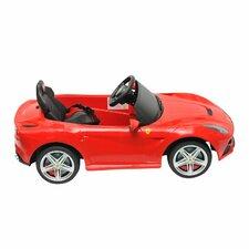 Kids Ferrari F12 6V Battery Powered Car
