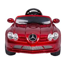 Aosom Mercedes-Benz 722S Kids 12V Battery Powered Car