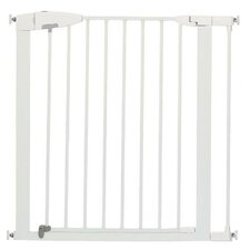 Easy-Close Metal Gate