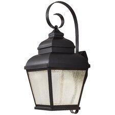 Mossoro 1 Light Outdoor Wall Lantern
