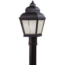 Mossoro 1 Light Outdoor Post Light