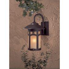 Harveston Manor 1 Light Outdoor Wall Lantern