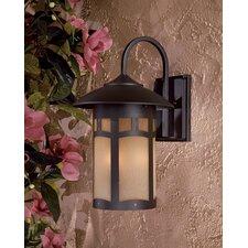 Harveston Manor 3 Light Outdoor Wall Lantern