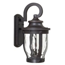 Merrimack 3 Light Outdoor Wall Lantern