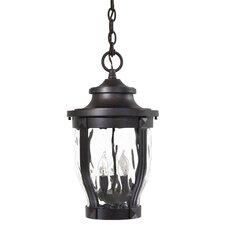 Merrimack 3 Light Outdoor Hanging Lantern