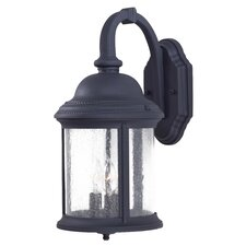 Hancock 3 Light Outdoor Wall Lantern