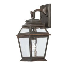 Crossroads Point 1 Light Wall Lantern