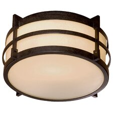 Andrita Court 1 Light Flush Mount