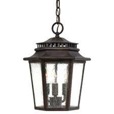 Wickford Bay 3 Light Outdoor Hanging Lantern