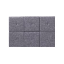 Tessa Upholstered Headboard Tiles
