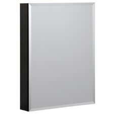 "23"" x 30"" Recessed/Surface Mount Beveled Medicine Cabinet"