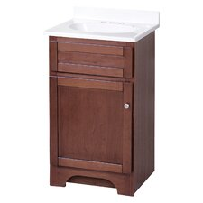 "Columbia 19"" Single Bathroom Vanity Set"