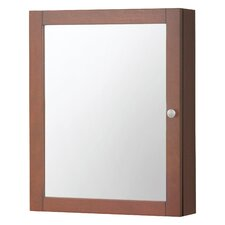 "Columbia 19"" x 24"" Surface Mount Flat Medicine Cabinet"