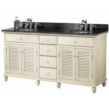 "Cottage 60"" Vanity Cabinet"