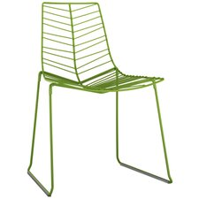 Leaf Stacking Dining Side Chair with Cushion