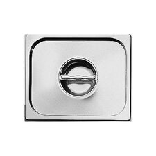Stainless-Steel Lid with Seal for Hotel Pan