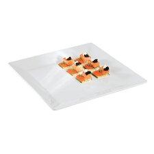 """10.38"""" Square Melamine Platter"""