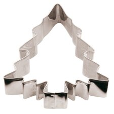 Stainless Steel Christmas Tree Cookie Cutter (Set of 10)