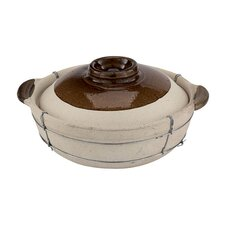 Dual-Handled Clay Cooking Pot (Set of 3)