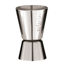 Stainless Steel Cocktail Measuring Cup (Set of 2)