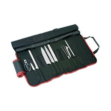 9 Piece Knife Set with Roll Bag
